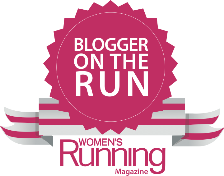 Women's Running Blogger on the Run