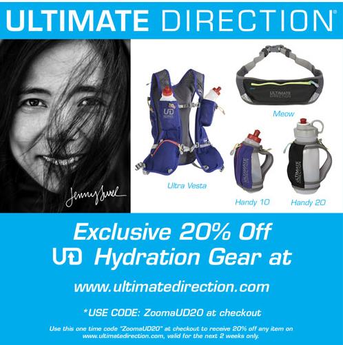 Ultimate Direction coupon