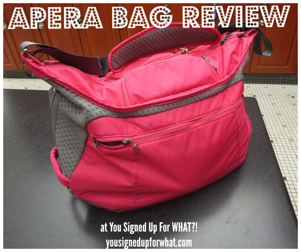 Apera Bag Performance Duffel