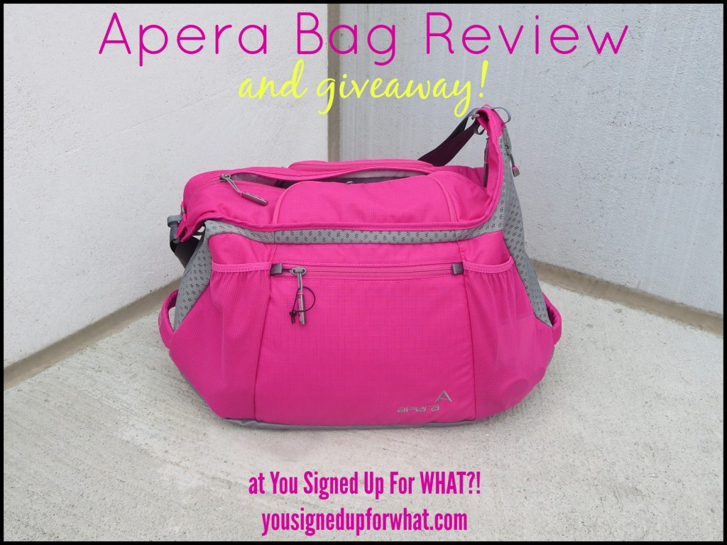Apera Bag Review