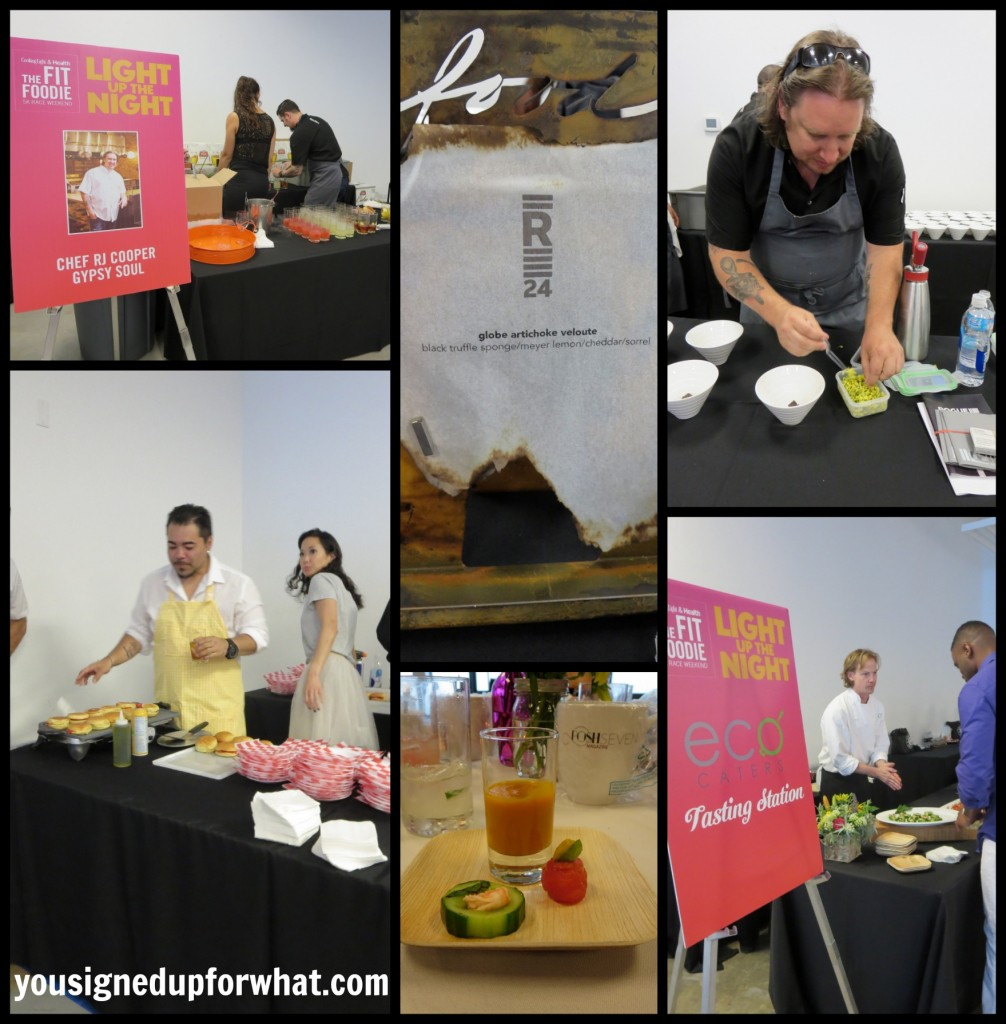 Fit Foodie VIP Reception
