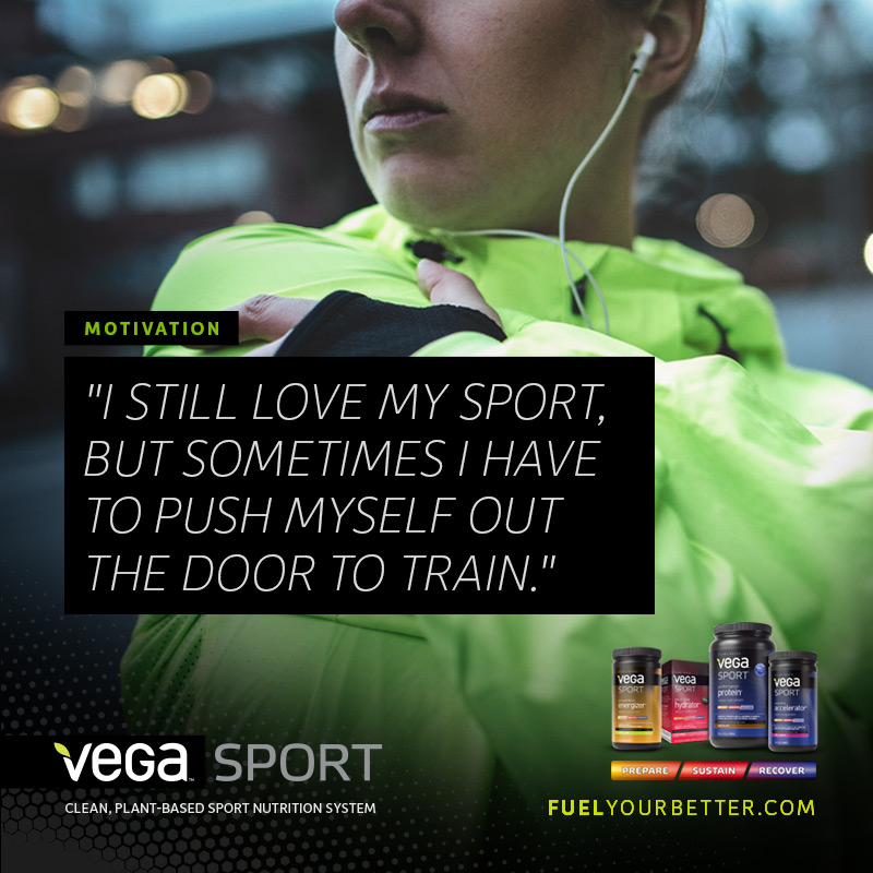 Vega Sport Fuel Your Better Motivation