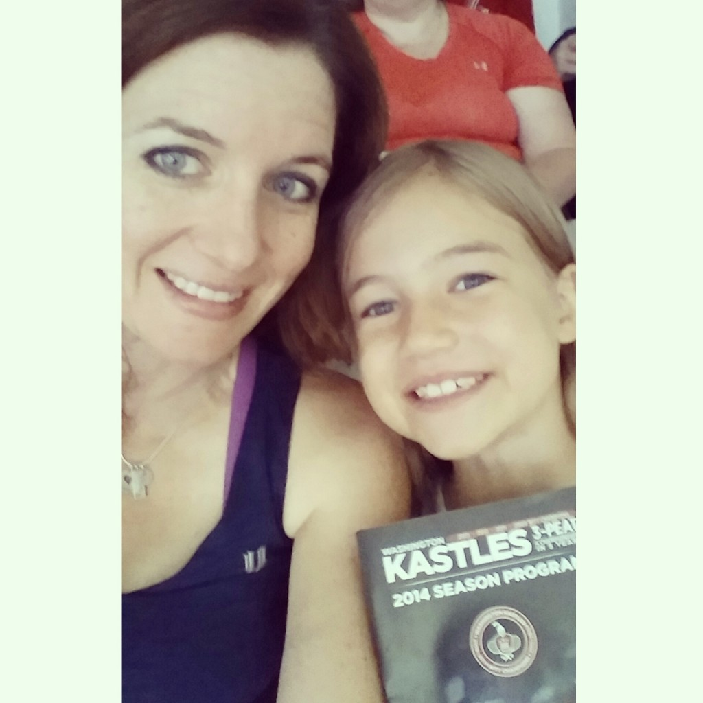 Washington Kastles match