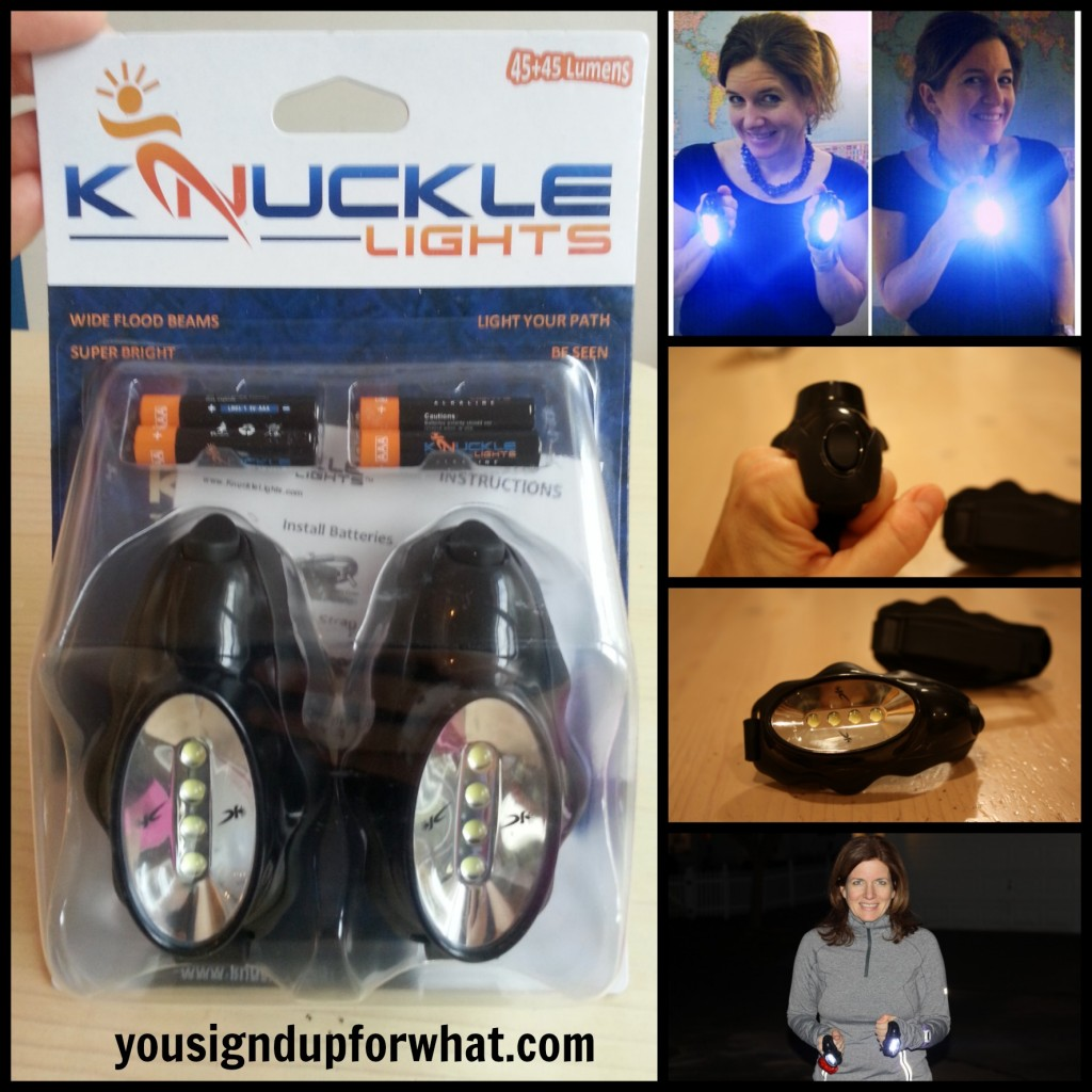 Knuckle Lights