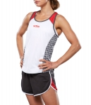 SOAS Racing red houndstooth run kit 1