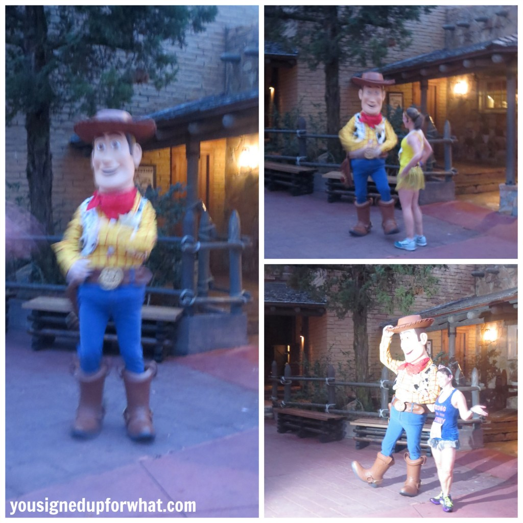 Woody Character photo