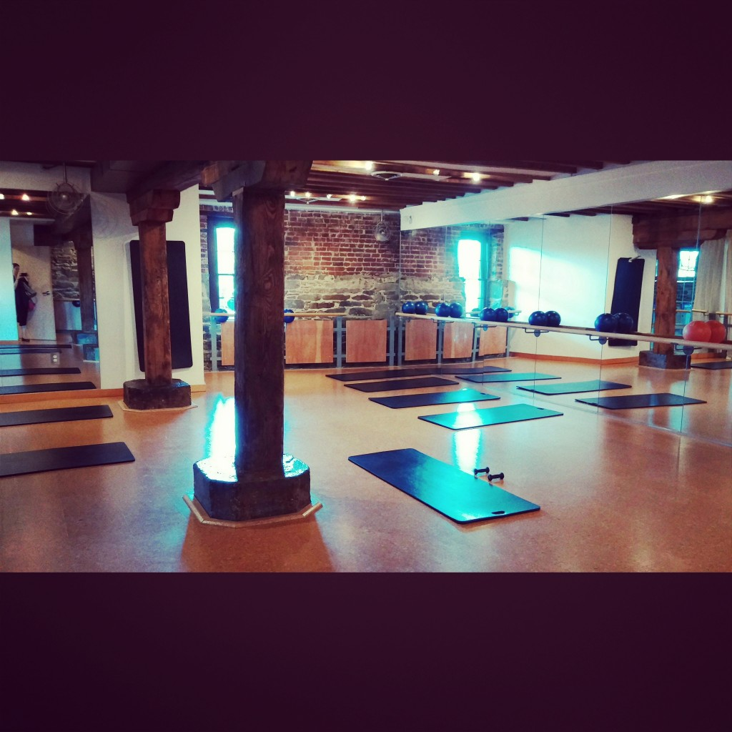 Barre3 Georgetown studio