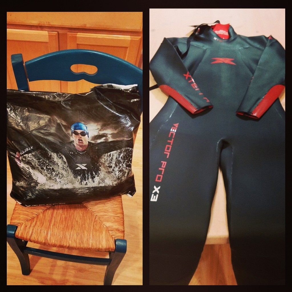 Xterra Vector Pro long sleeved wetsuit
