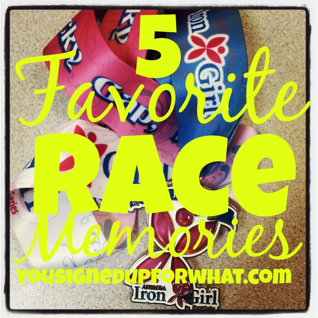 5 Favorite Race Memories