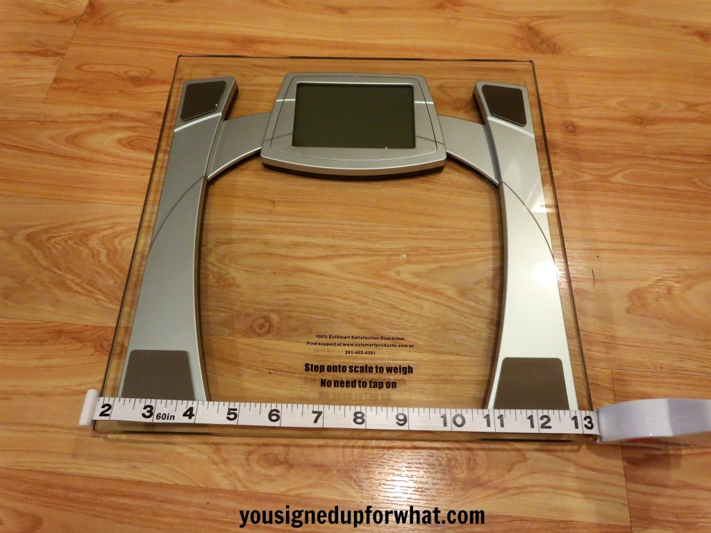 EatSmart scale measure