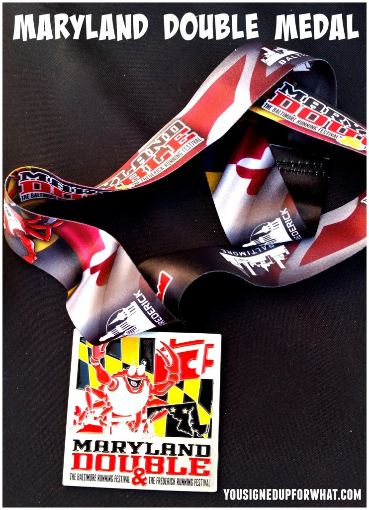 Maryland Double Medal