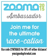 ZOOMA Annapolis 2015 discount code