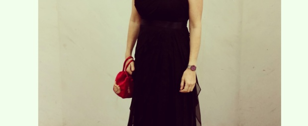 Formal gown for black tie event