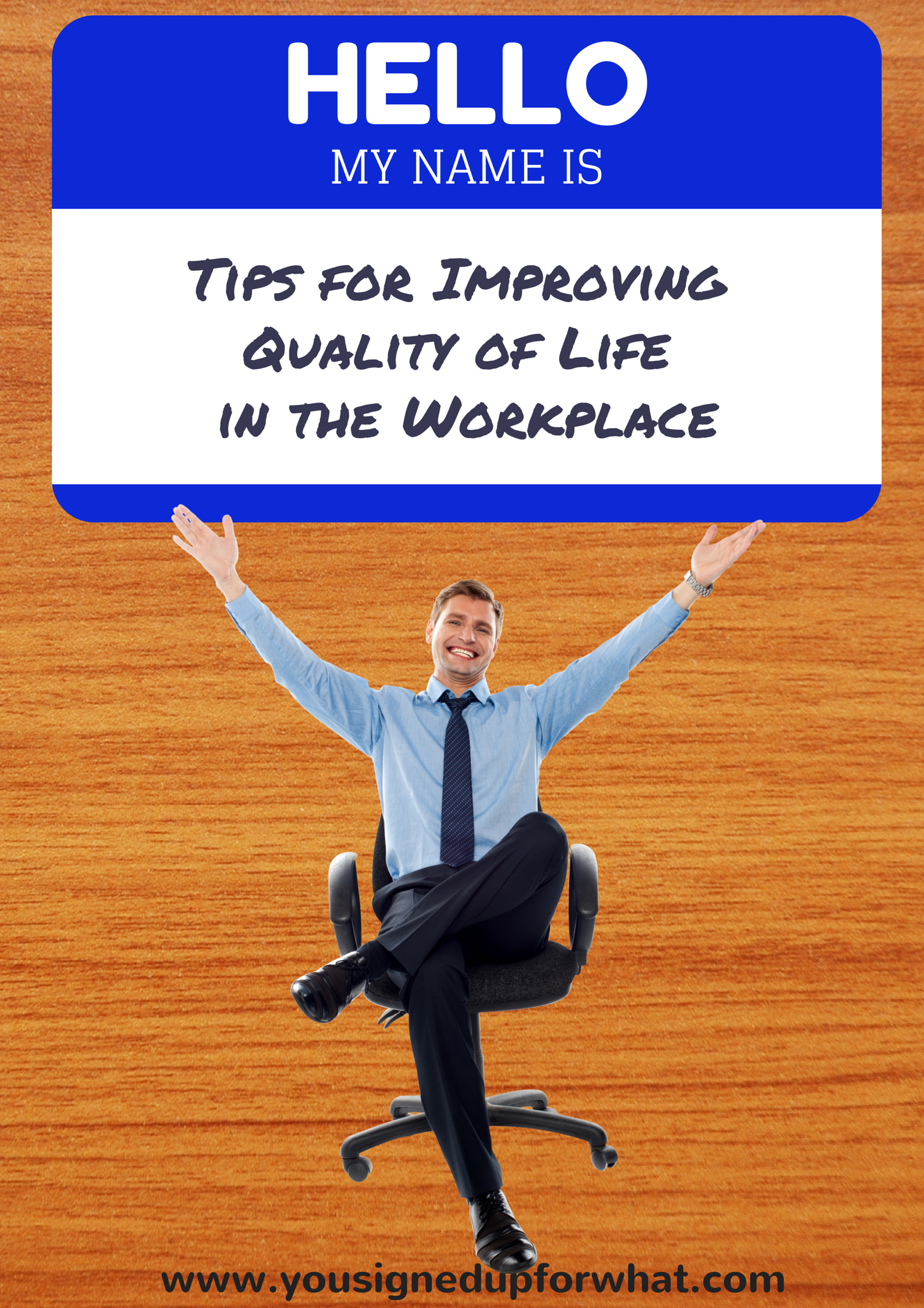 improvements in the quality of life of Quality of life is the well-being of individuals, communities and societies it is a comprehensive measure that can be used to evaluate efforts to improve cities and nations the following are examples of things that impact quality of life.