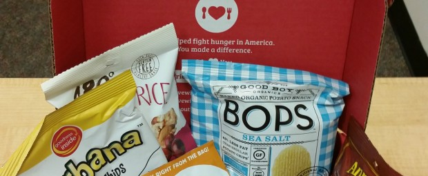 Love with Food Subscription Snack Box Review