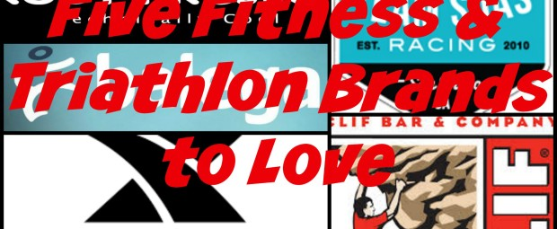 Five Fitness and Triathlon Brands to Love
