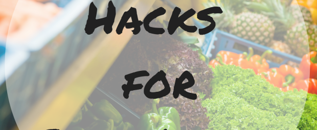 Healthy Hacks for Busy Moms