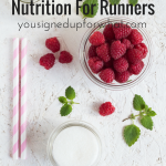 6 Tips for Balanced Nutrition for Runners