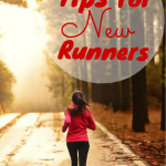 Five Tips for New Runners