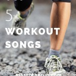Top Five Workout Songs