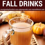 Five Favorite Fall Drinks