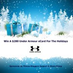 Under Armour Gift Card Giveaway