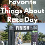 Five Favorite Things About Race Day