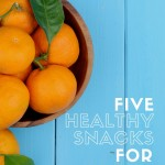 Five Healthy Snacks For Runners